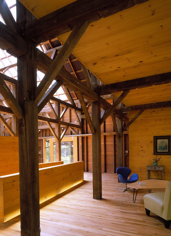 Willoughby Design Barn Interior